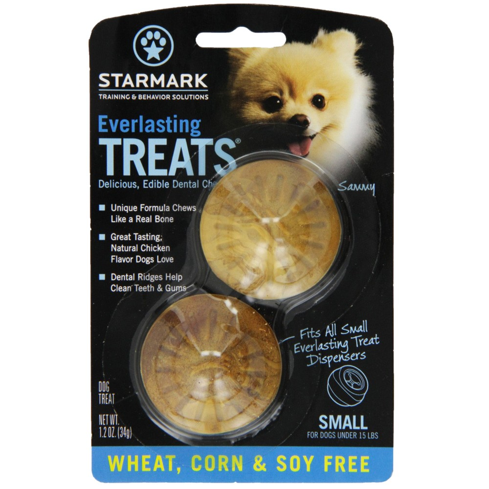 Everlasting Treats Wheat, Com & Soy Free - Small WCSFCS