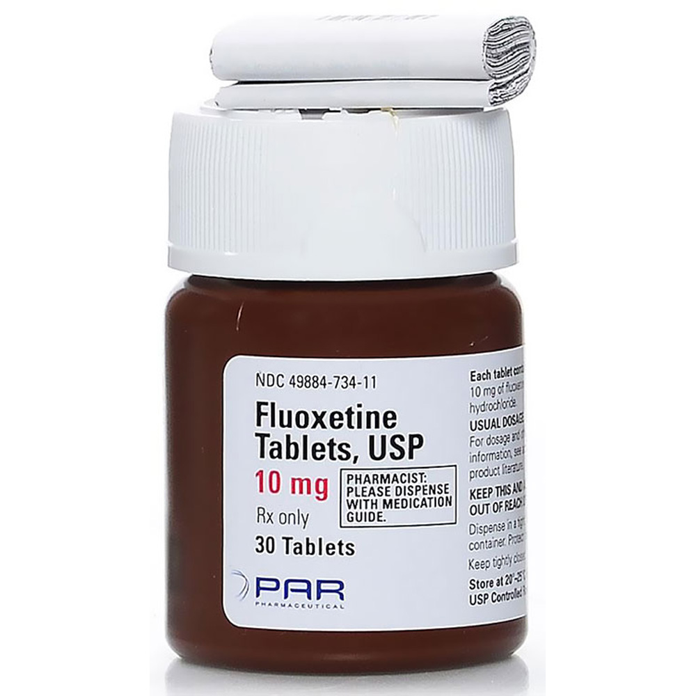 fluoxetine 5 mg tablets