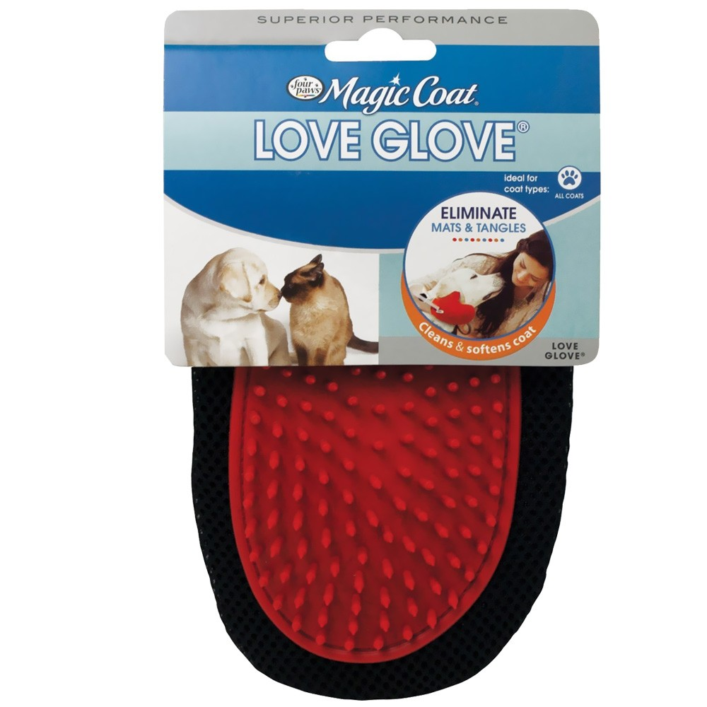 Four Paws Magic Coat Love Glove 100517060
