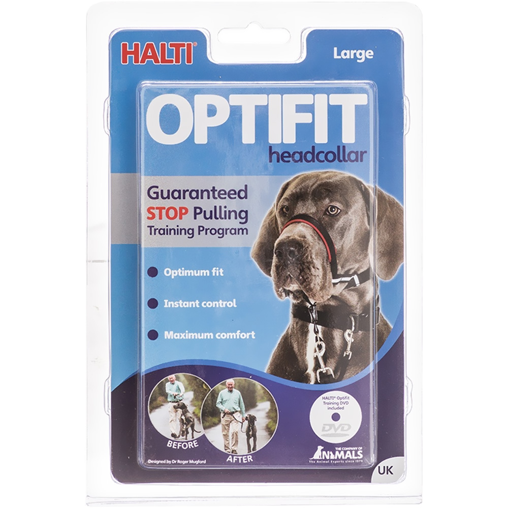 HALTI OptiFit Head Training Collar - Large HO03