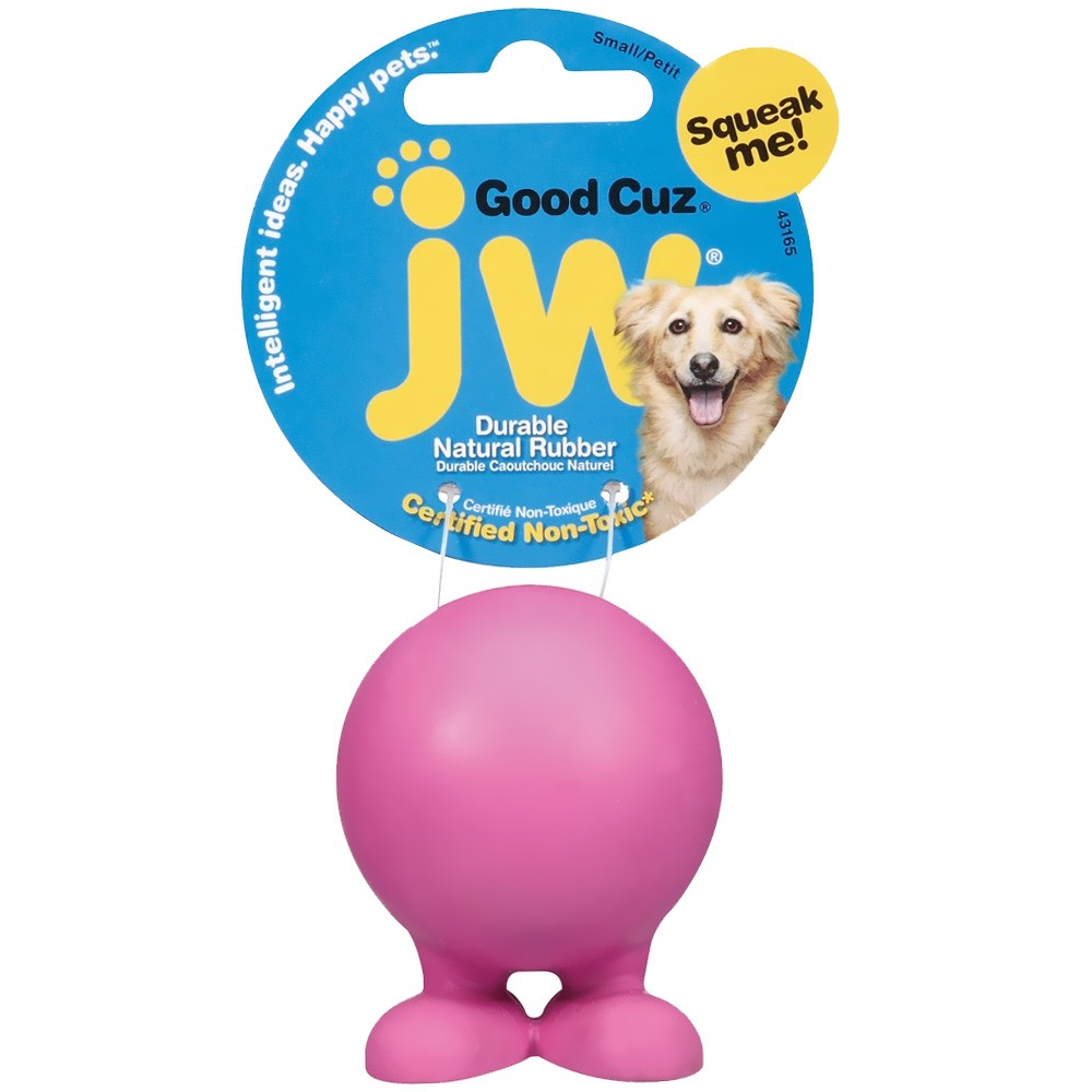 JW Pet Good Cuz Dog Toy - Small JW43165