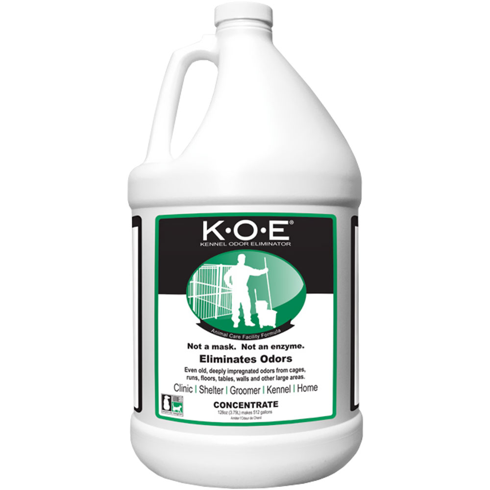 KOE Kennel Odor Eliminator (Gallon) KOE-G