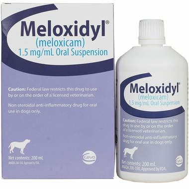 Human Meloxicam For Dogs
