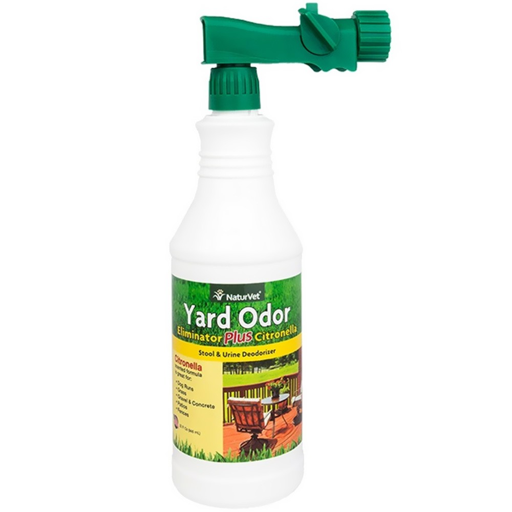NaturVet Yard Odor Eliminator Plus Citronella (32 oz) 40066003