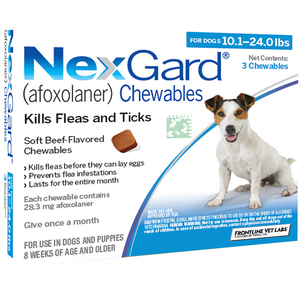 Nexgard Chewables For Dogs Reviews