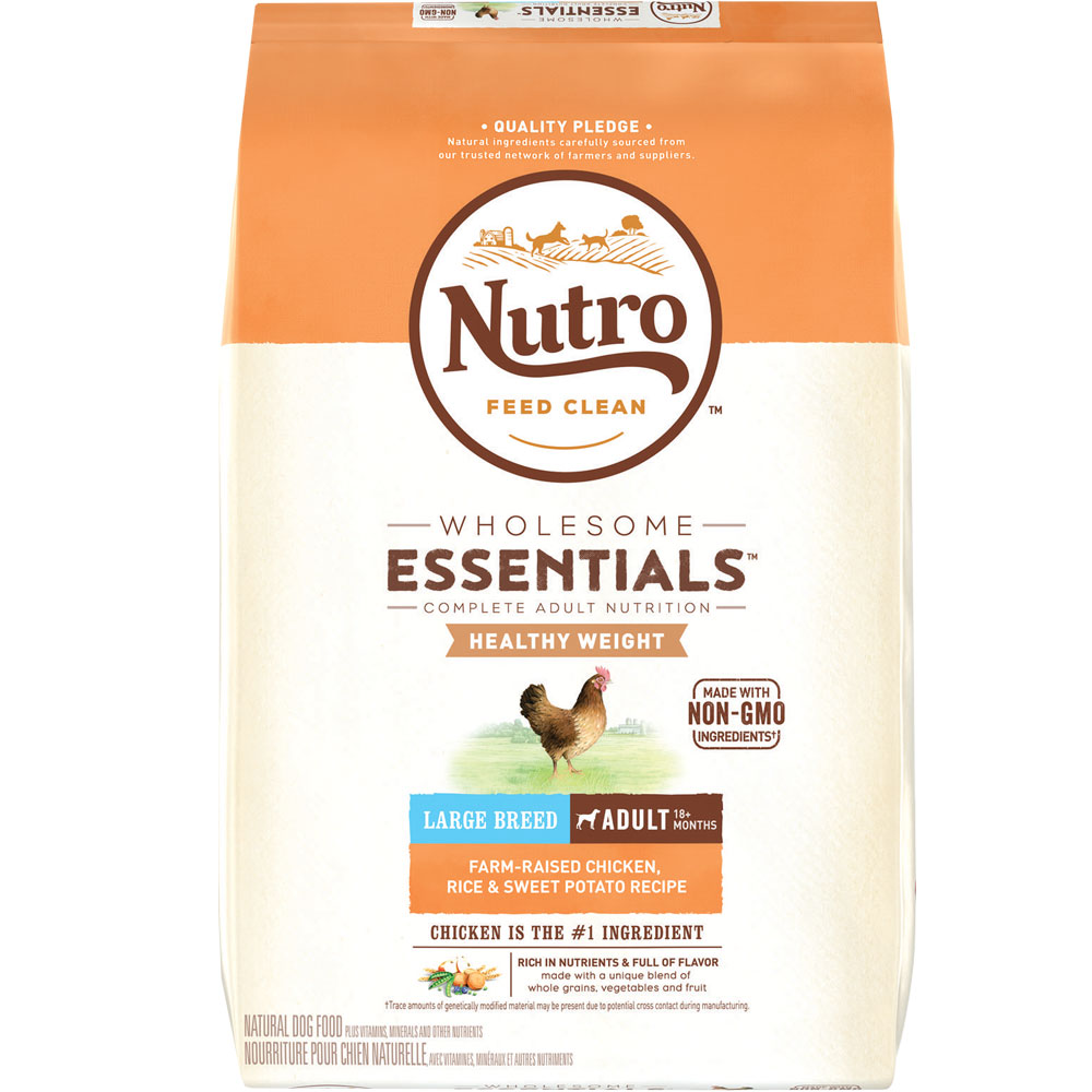 Nutro Natural Choice Adult Large Breed Dog Reviewas