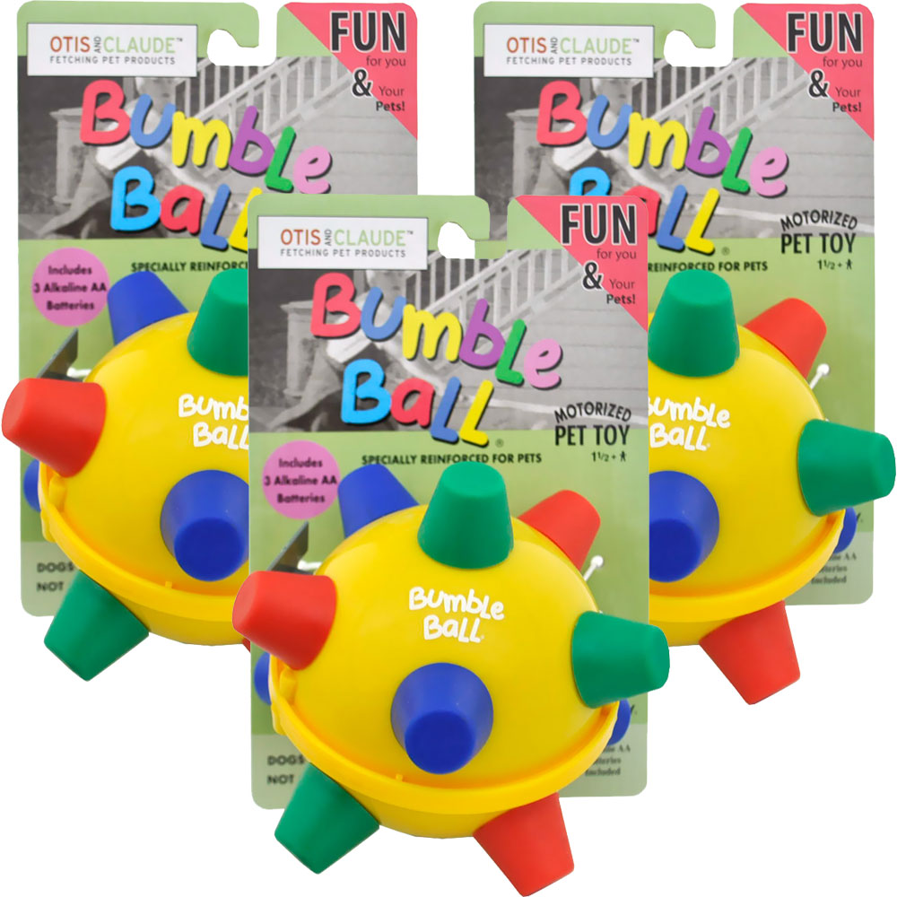 Otis and Claude - Bumble Ball (3 PACK) BBR-0002X3