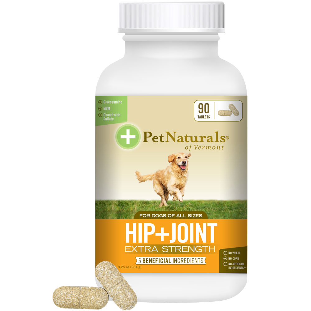 Pet Naturals Hip And Joint For Dogs