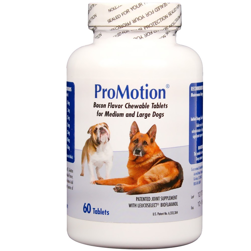 ProMotion for Med/Large Dogs (60 tablets) PROMOTION60