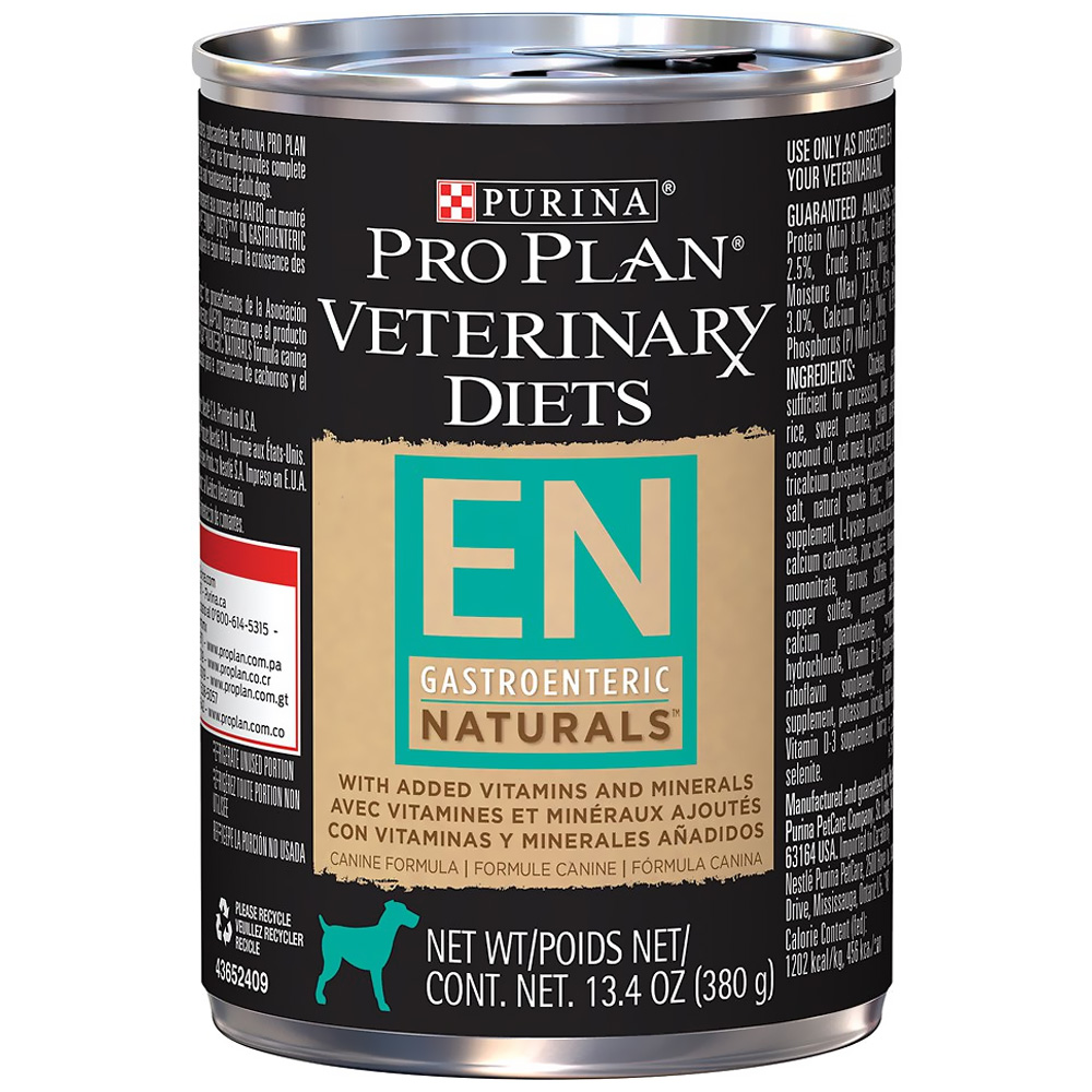 Purina Pro Plan En Canned Dog Food