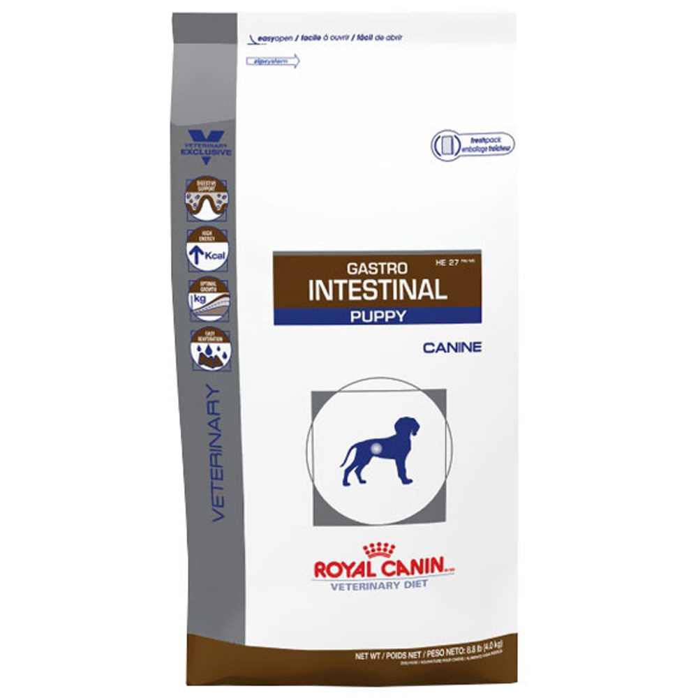 royal canin gi puppy dry food 8 8 lb. Black Bedroom Furniture Sets. Home Design Ideas