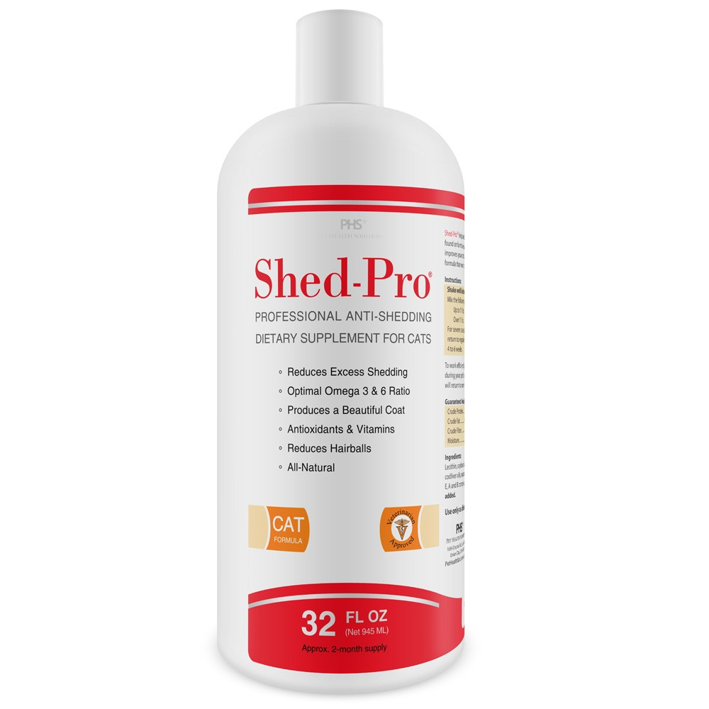 Shed-Pro for Cats (32 fl oz) SHEDPRO24C