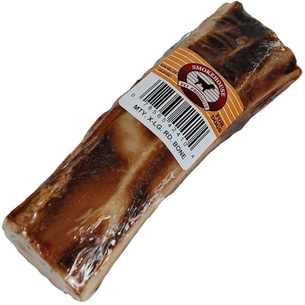 Smokehouse Meaty Round Bone - XLarge (1 Pack) 785227