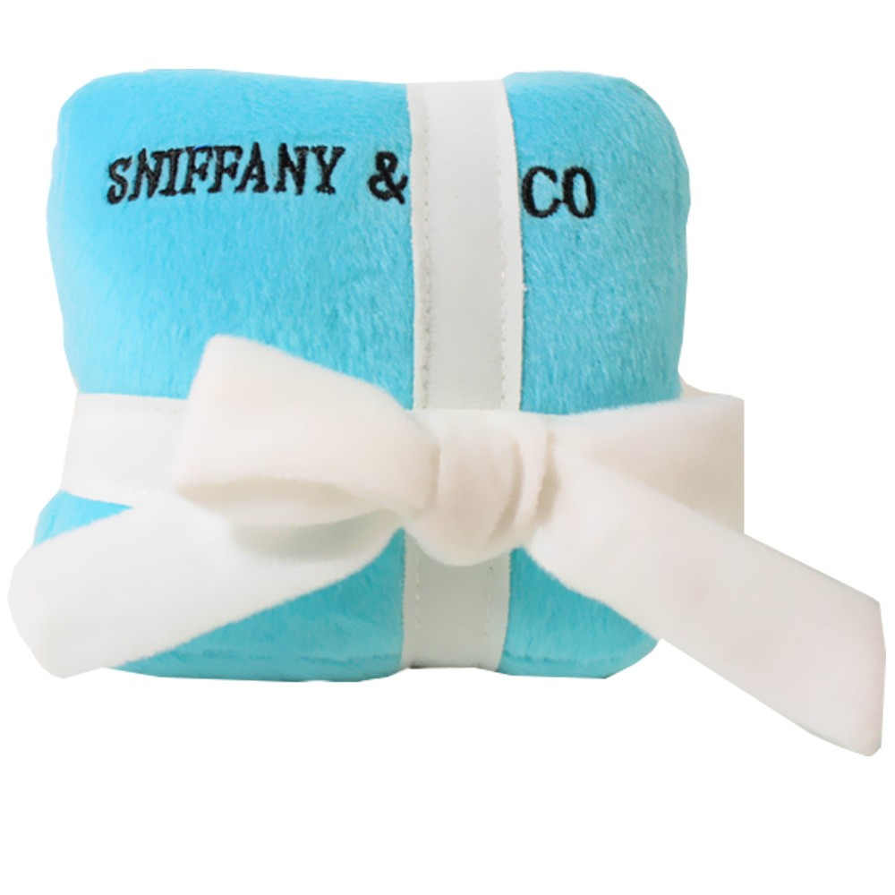 Sniffany Plush Toy for Dogs - Small NY-SNIFFANY-SML