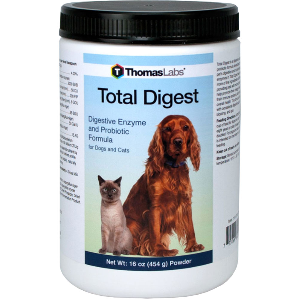 Thomas Labs Total Digest (16 oz) 110-1711-P03