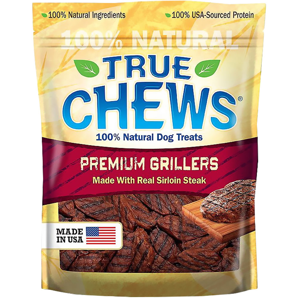 True Chews Premium Grillers - Sirloin Steak (22 oz) 001529