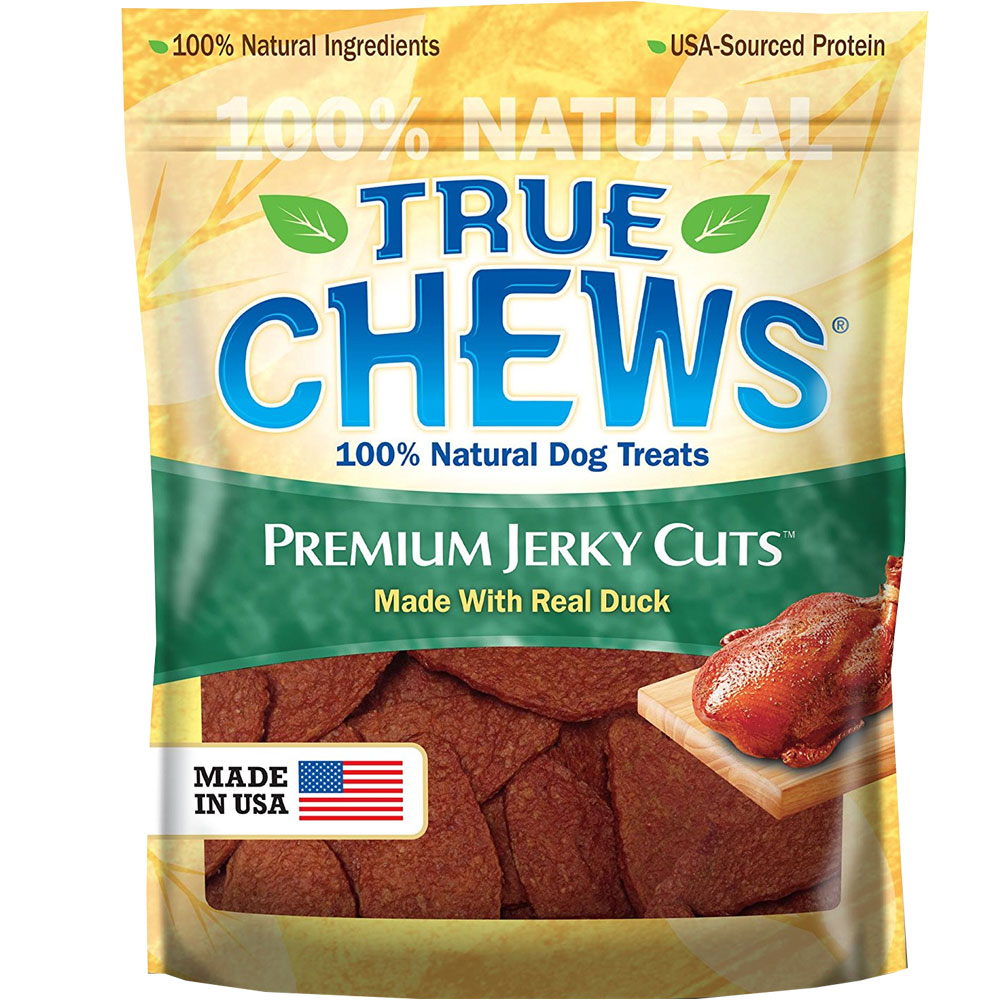 True Chews Premium Jerky Cuts - Duck Tenders (22 oz) 26739