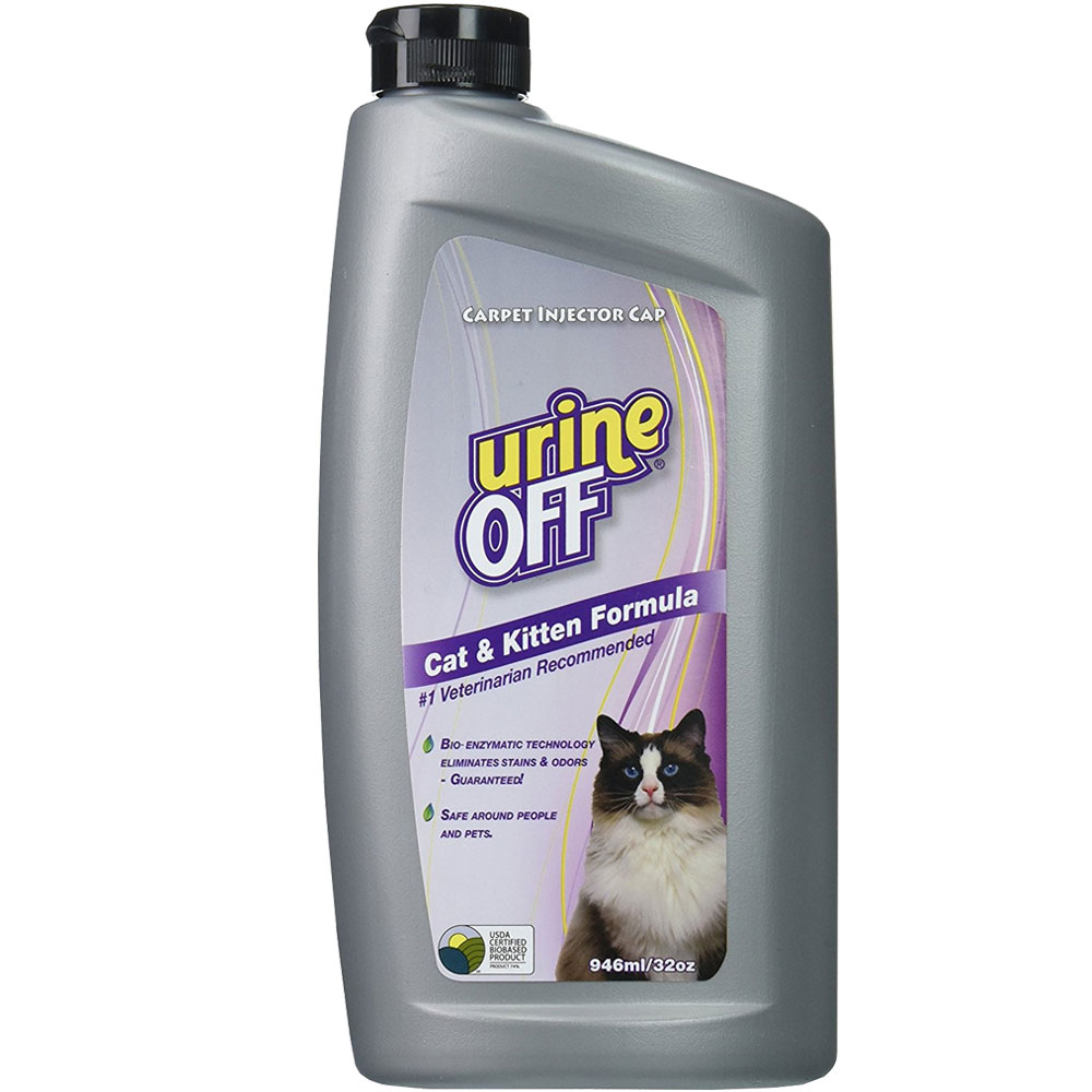Urine Off Odor & Stain Remover for Cats (32 oz.) UROFF32CT