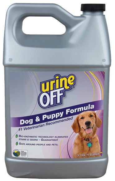Urine Off Odor & Stain Remover FOR DOGS (GALLON) UROFF1DOG