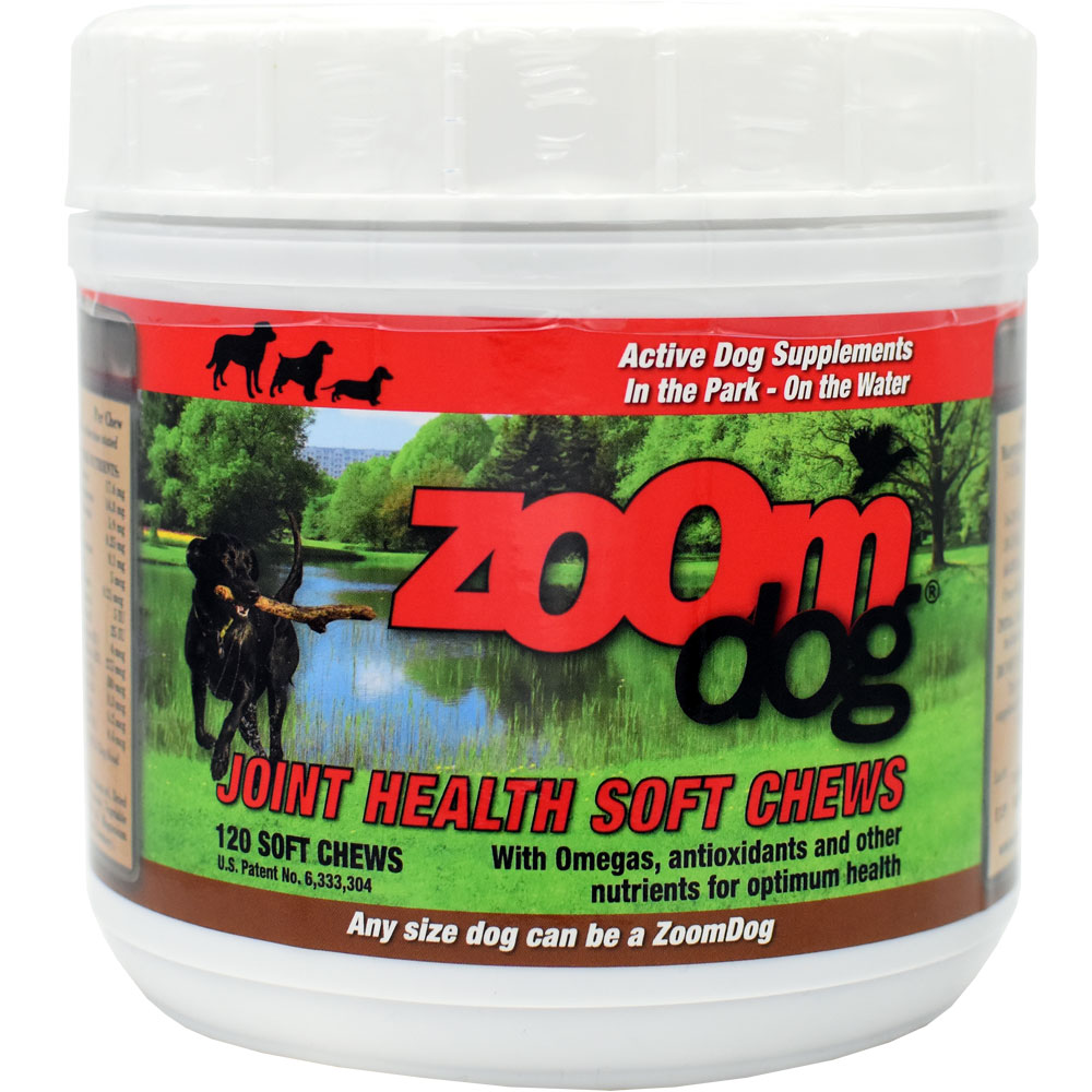 ZoomDog Joint Health Soft Chews (120 count) 224.12