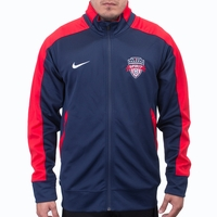 Men's Nike Washington Spirit Walkout Enforcer Jacket