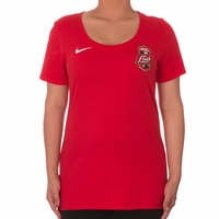 Nike Western NY Flash Gold Team Tee - Red