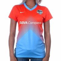 Women's Nike Houston Dash 2016 Away Jersey