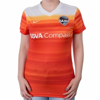 Women's Nike Houston Dash 2016 Home Jersey
