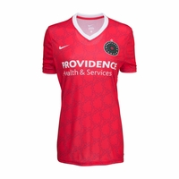 Women's Nike Portland Thorns FC 2015 Home Jersey
