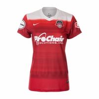 Women's Nike Washington Spirit 2017/2018 Home Jersey