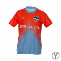 Youth Nike Houston Dash 2016 Away Jersey