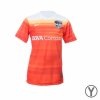Youth Nike Houston Dash 2016 Home Jersey