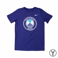Youth Nike Orlando Pride Crest Tee - Orchid