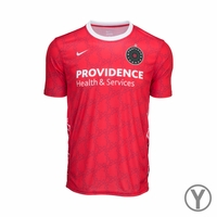 Youth Nike Portland Thorns FC 2015 Home Jersey