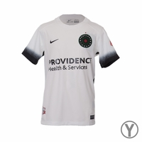Youth Nike Portland Thorns FC 2016 Away Jersey