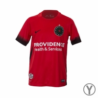Youth Nike Portland Thorns FC 2016 Home Jersey
