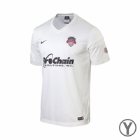 Youth Nike Washington Spirit 2016 Away Jersey