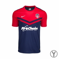 Youth Nike Washington Spirit 2016 Home Jersey