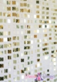 "Coming Soon - ""Shimmy"" Lightweight Shiny Light Gold Metallic Beaded Curtain"
