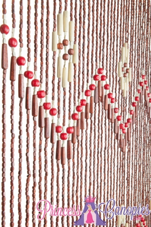 Coming Soon - Wooden Bead Curtain - Shanghai - 35.5