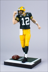 Aaron Rodgers (Green Bay Packers) NFL 34 McFarlane Collectors Club Exclusive