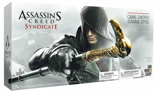 Assassin's Creed Cane Sword Life-Size Replica McFarlane