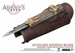 Assassin's Creed Movie Aguilar's Hidden Blade