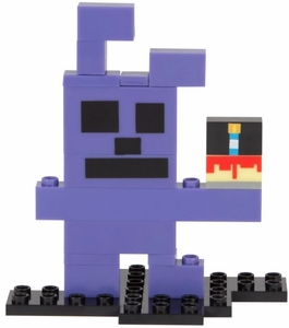 Bonnie (Five Nights at Freddy's) Series 1 8-Bit Buildable Figure