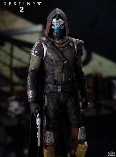"Cayde 6 (Destiny 2) McFarlane 7"" Action Figure"