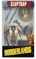 "Claptrap (Borderlands) Deluxe Box 7"" Action Figure"