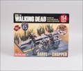 Daryl Dixon with Chopper (The Walking Dead TV)  McFarlane Construction Set