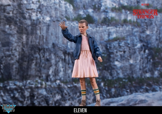 "Eleven (Stranger Things) McFarlane 7"" Action Figure"