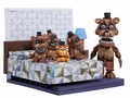 Five Nights at Freddy's Small & Micro Series 1 McFarlane Construction Sets