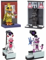 Five Nights at Freddy's Small & Micro Series 2 McFarlane Construction Sets